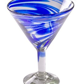 Classic Margarita (Cobalt Swirl) 15 oz