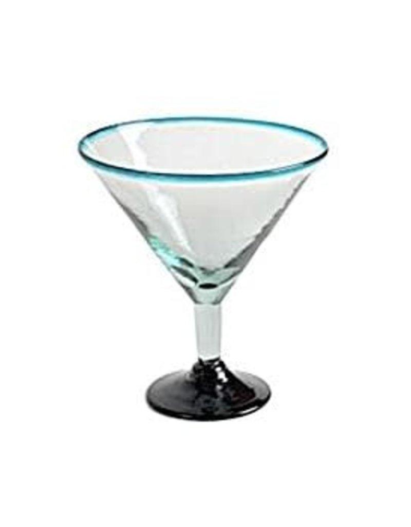 Classic Margarita (Turquoise Rim) 15oz