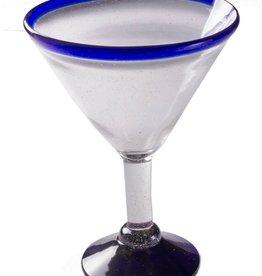 Classic Margarita (Cobalt Rim) 15oz