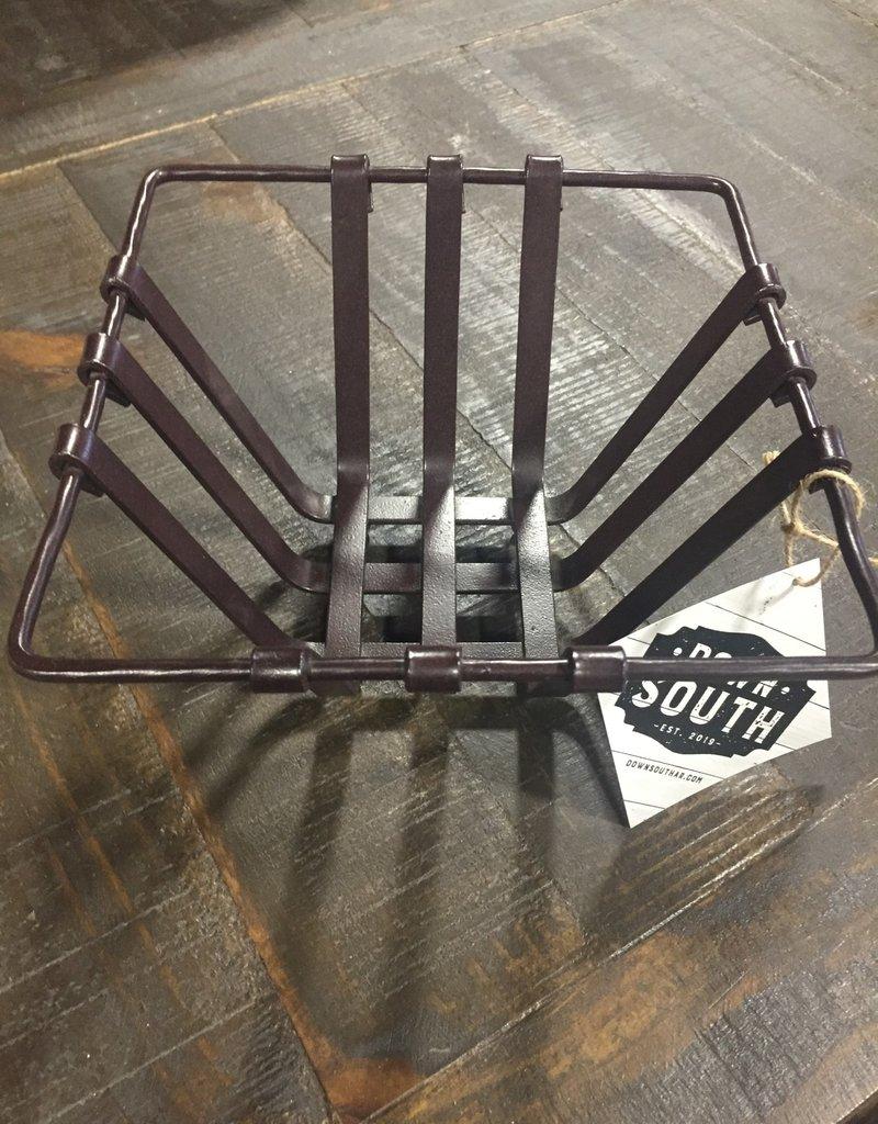 Iron Bread Basket (Rustic)
