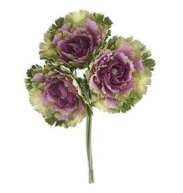 """12"""" Purple Cabbage Bouquet"""