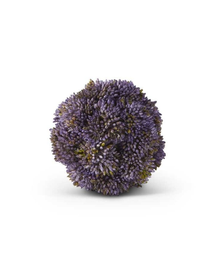 4 Inch Light Purple Sedum Ball