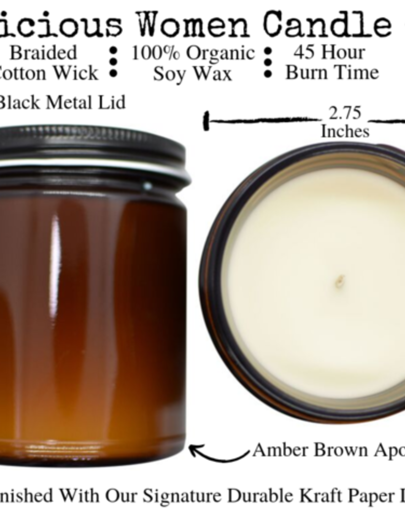 Malicious women Candle Any Functioning Adult