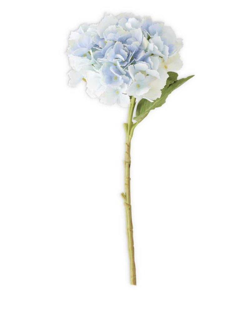 "20"" Blue Real Touch Hydrangea Spray"