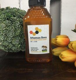 Arkansas Bees Honey 16 OZ.