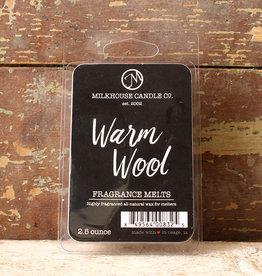 Large Fragrance Melts Warm Wool