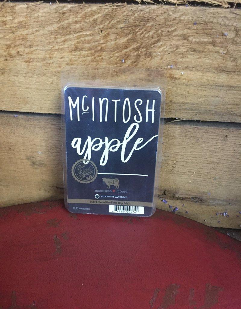 Large Fragrance Melts McIntosh Apple