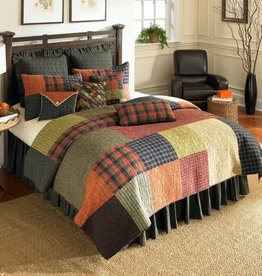 Woodland Square Bedding - Twin