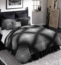 Windsor Many Trips Bedding - Queen