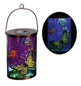 Garden Friends Butterfly Solar Lantern