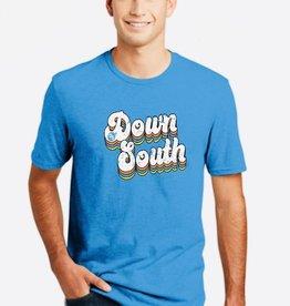 Vintage Logo Shirt - Heather Aqua (XXL)