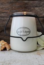 Butter Jar 22 oz Sea Salt & Magnolia