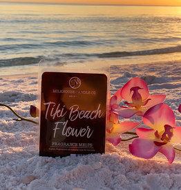 Large Fragrance Melts Tiki Beach Flower