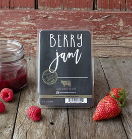Large Fragrance Melts Berry Jam