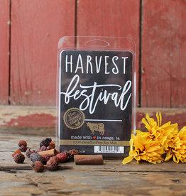 Large Fragrance Melts Harvest Festival