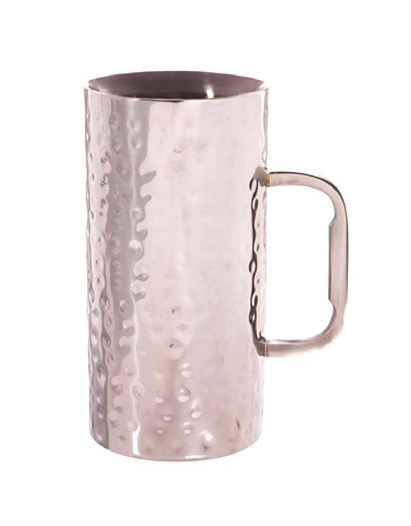 Double Wall Stainless Steel (Silver) Beer Cup 20 oz