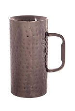 Double Wall Stainless Steel (Bronze) Beer Cup 20 OZ