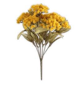 "Yellow Fall Thistle Bush - 18"""