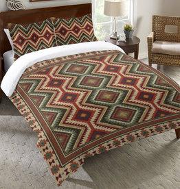 Sage Kilim Comforter - King