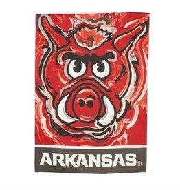 University of Arkansas, Suede REG Justin Patten