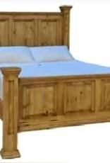 Oasis King 6 PC Bedroom Set - Natural
