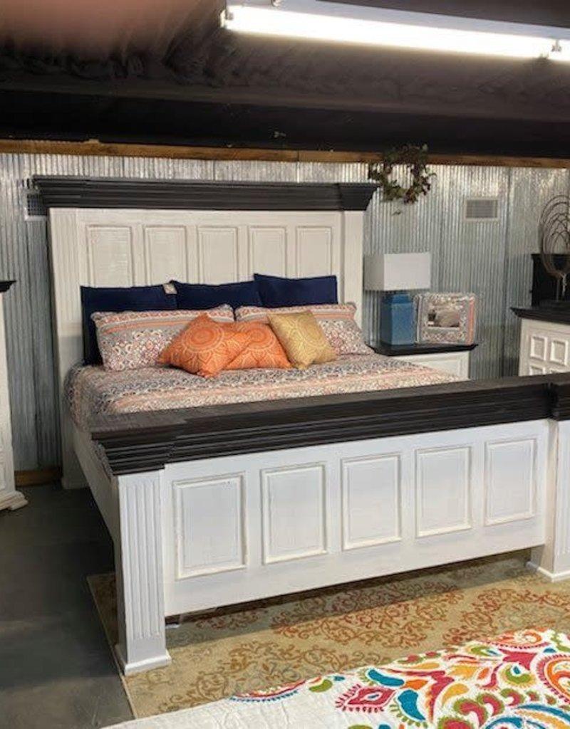 Sofia King 5 Pc Bedroom Set White Down South Inc