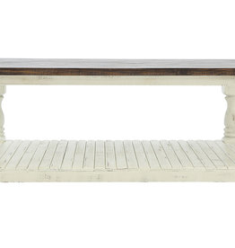 Martha Coffee Table - Nero White/Ash
