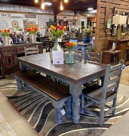 6' Santa Rita Table - Gray