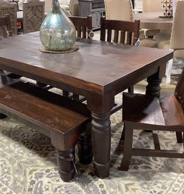 6' Santa Rita Table - Natural