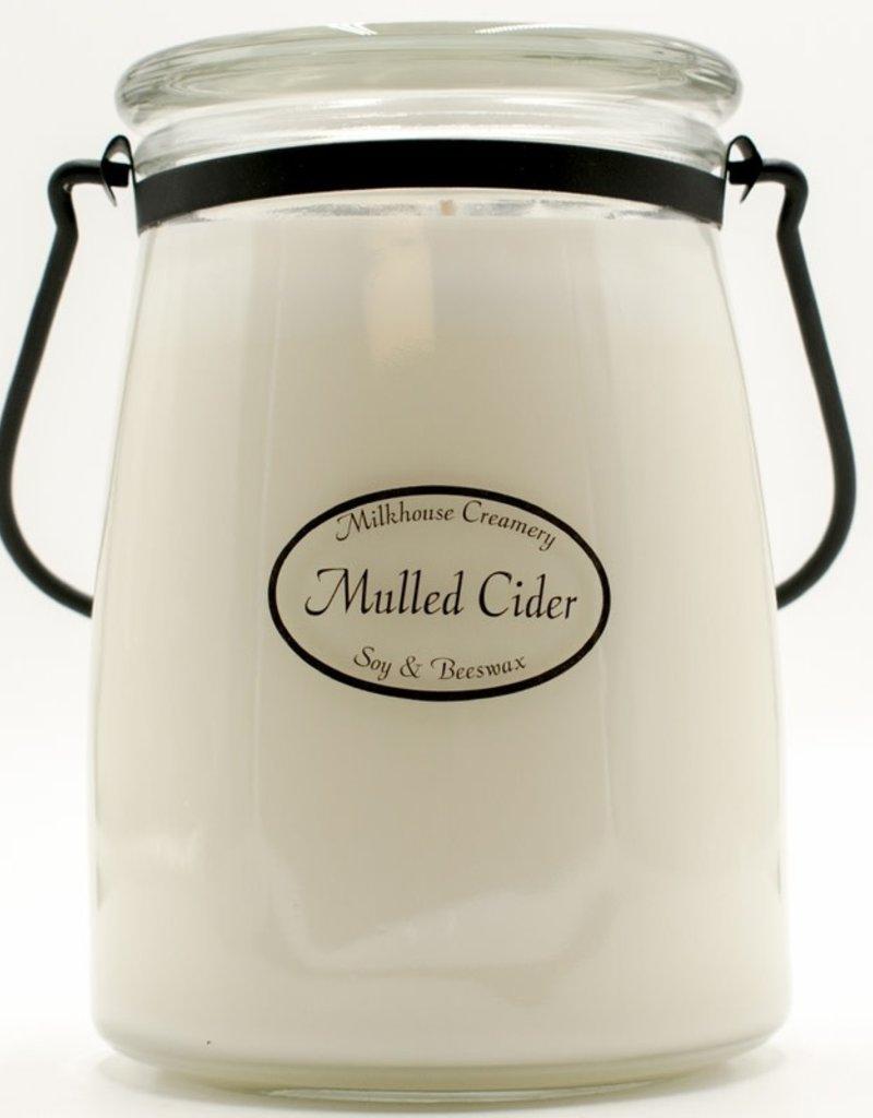 Butter Jar 22 oz Mulled Cider