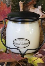 Butter Jar 16oz. Rake, Pile, Leap!