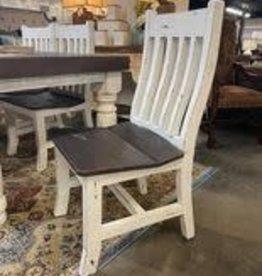 Santa Rita Chair - White