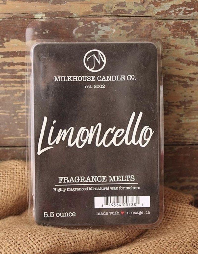 Large Fragrance Melts: Limoncello