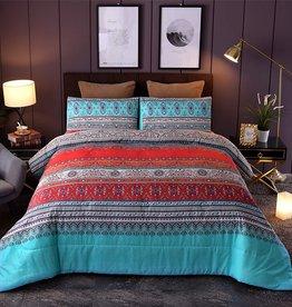 A Nice Night 3 PC Comforter Set - King