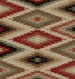 Las Cruces Beige (LK8532) 5 x 8