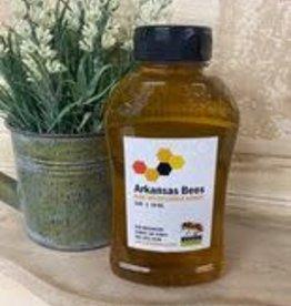 Arkansas Bees Honey  - Blackberry 16 OZ.