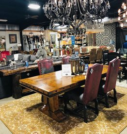 Mesquite 9' Rancho dining Table