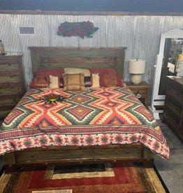 Urban Rustic King Bedroom Set