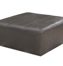 "Jackson Furniture Denali 40"" Cocktail Ottoman - Steel"