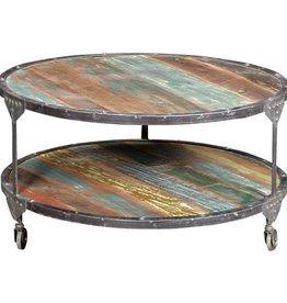 Cornwall Iron Coffee Table