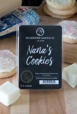 Large Fragrance Melts: Nana's Cookies