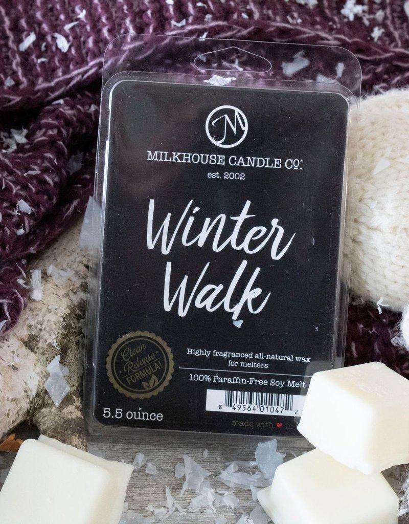 Large Fragrance Melts: Winter Walk