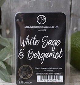 Small Fragrance Melts: White Sage & Bergamot