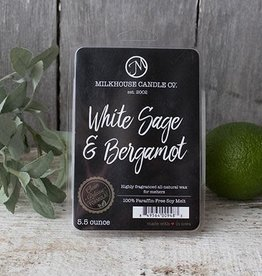 Large Fragrance Melts: White Sage & Bergamot