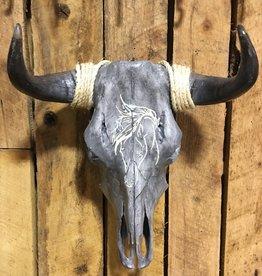 """Steer Skull """"Glamor"""""""