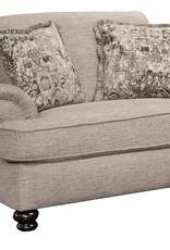 Jackson Furniture Freemont Chair 1/2-Pewter