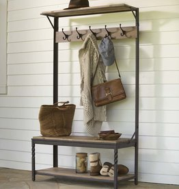 Deep Creek Coat Rack - Walnut