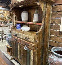 Old Door Cupboard