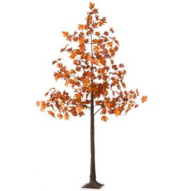 6' LED Maple Lighted Tree with 96 lights, Indoor/outdoor