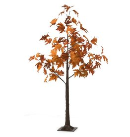 4' LED Maple Lighted Tree with 48 lights Indoor/Outdoor